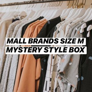 $25 Mall Brands Size M Mystery Style Box
